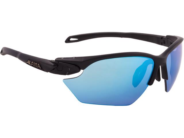 Alpina Twist Five HR S CM+ Cykelglasögon svart
